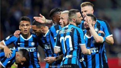 التشكيل المتوقع لمباراة جنوي ضد إنتر ميلان فى الدوري الإيطالي