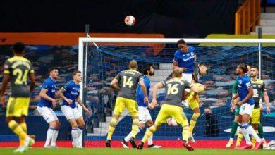 Photo of ملخص وأهداف مباراة إيفرتون ضد ساوثهمبتون في الدوري الإنجليزي