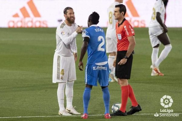 ملخص ونتيجة وأهداف مباراة ريال مدريد ضد خيتافي