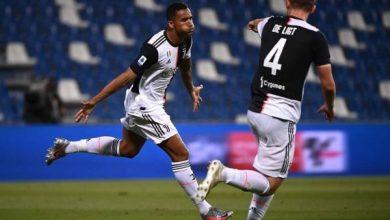 Photo of ملخص وأهداف مباراة يوفنتوس ضد ساسولو في الدوري الإيطالي