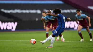 Photo of أهداف مباراة وست هام يونايتد ضد تشيلسي في الدوري الإنجليزي