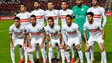 موعد مباراة الزمالك ضد المصري والقنوات الناقلة