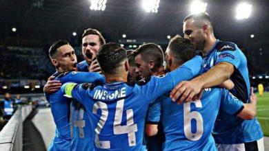 ملخص وأهداف مباراة نابولي ضد ميلان في الدوري الإيطالي