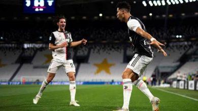 ملخص ونتيجة مباراة يوفنتوس ضد لاتسيو في الدوري الإيطالي