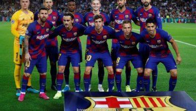 صورة موعد مباراة برشلونة ضد نابولي والقنوات الناقلة