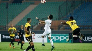 ملخص وأهداف مباراة نادي الإنتاج الحربي ضد طلائع الجيش في الدوري المصري