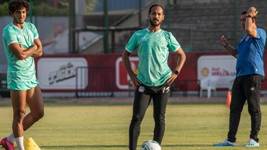 الأهلي يعلن غياب وليد سليمان عن مباراة الجونة للإصابة