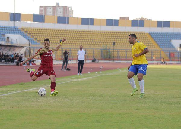 مشاهدة مباراة مصر المقاصة ضد أسوان بث مباشر 09-08-2020