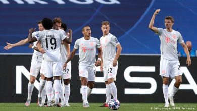 صورة موعد مباراة بايرن ميونيخ ضد ليون والقنوات الناقلة