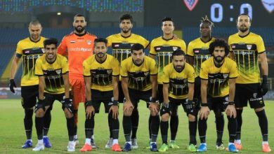 ملخص وأهداف مباراة الإنتاج الحربي ضد إنبي في الدوري المصري
