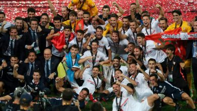 Photo of أهداف مباراة إشبيلية ضد الانتر في نهائي الدوري الأوروبي