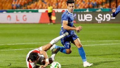 صورة ملخص وأهداف مباراة انبي ضد اسوان في الدوري المصري