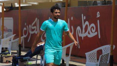 الأهلي يعلن موعد محمد محمود للتدريبات الجماعية