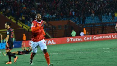 أهداف مباراة الأهلي ضد الجونة بالدوري الممتاز