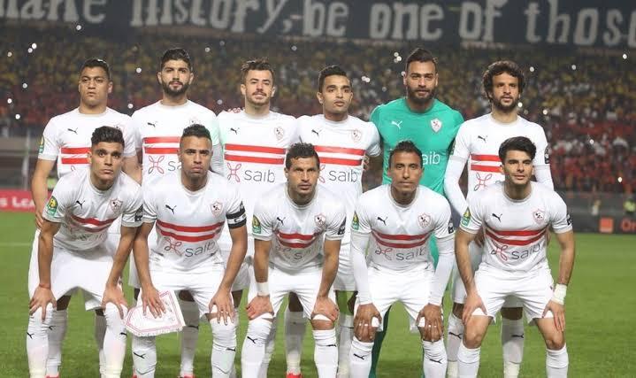 التشكيل المتوقع لمباراة الزمالك ضد المصري فى الدوري