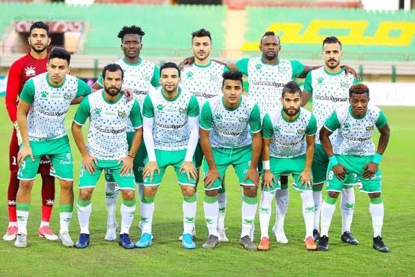 قائمة المصري لمباراة الزمالك فى الدوري المصري