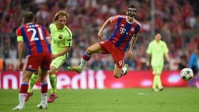 صورة موعد مباراة برشلونة ضد بايرن ميونيخ والقنوات الناقلة