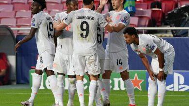 صورة ملخص أهداف مباراة برشلونة ضد بايرن ميونخ في دوري أبطال أوروبا