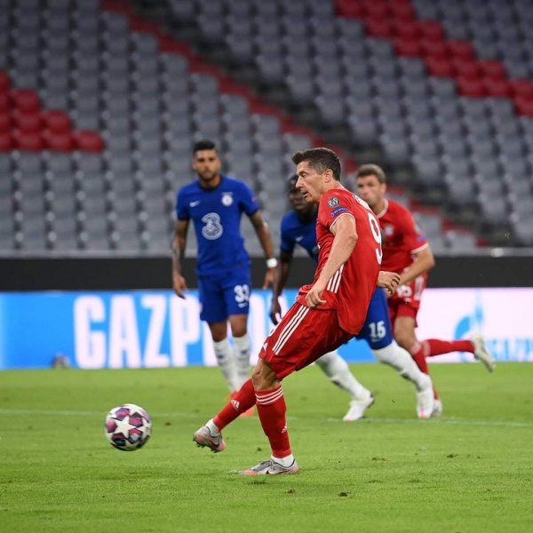 مخلص وأهداف مباراة بايرن ميونخ ضد تشيلسي في دوري أبطال اوروبا