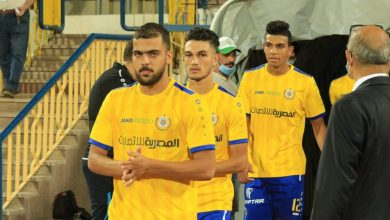 صورة ملخص وأهداف مباراة الإسماعيلي ضد حرس الحدود في الدوري المصري