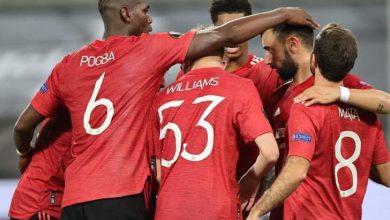 صورة نتيجة وأهداف مباراة مانشستر يونايتد ضد كوبنهاجن في الدوري الأوروبي