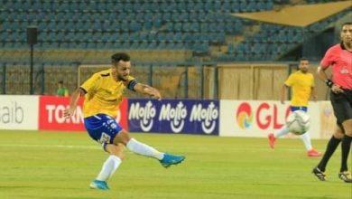صورة ملخص وأهداف مباراة نادي الإسماعيلي ضد طنطا في الدوري المصري