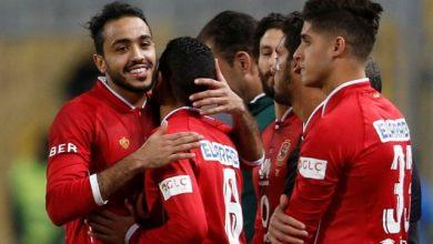 Photo of ملخص وأهداف مباراة الاهلي ضد الاتحاد السكندري في الدوري المصري