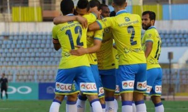 وأهداف مباراة الإسماعيلي ضد المقاولون في الدوري