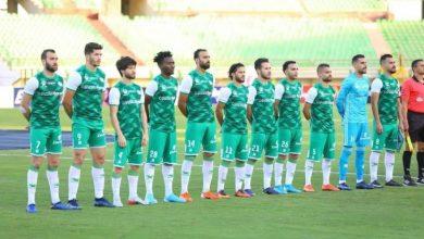 صورة ملخص وأهداف مباراة حرس الحدود ضد المصري في الدوري