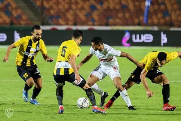 مشاهدة مباراة المقاولون العرب ضد نادي مصر بث مباشر 29-09-2020