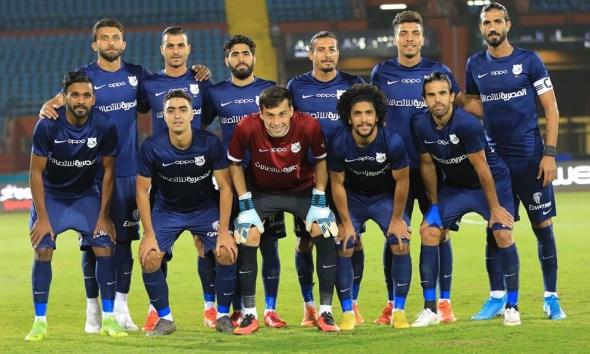 موعد مباراة إنبي ضد مصر المقاصة والقنوات الناقلة