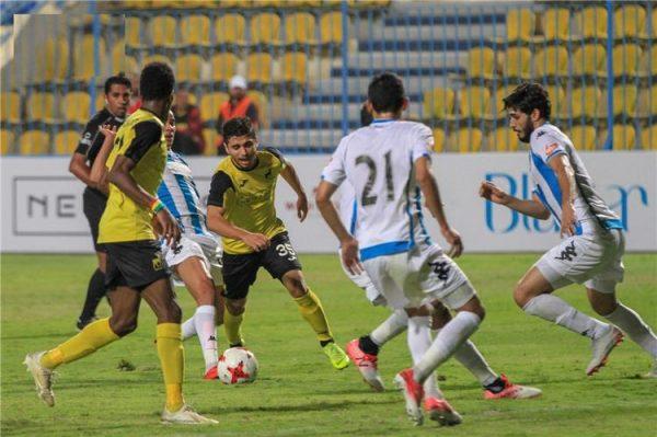 ملخص وأهداف مباراة وادي دجلة ضد بيراميدز في الدوري المصري