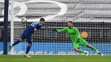 صورة نتيجة وأهداف مباراة توتنهام ضد تشيلسي في كأس الرابطة الإنجليزية