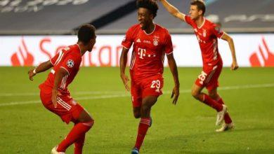 ملخص وأهداف مباراة بايرن ميونخ ضد شالكه في الدوري الألمانى