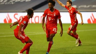 التشكيل الرسمي لمباراة بايرن ميونخ ضد شالكه في الدوري الألمانى