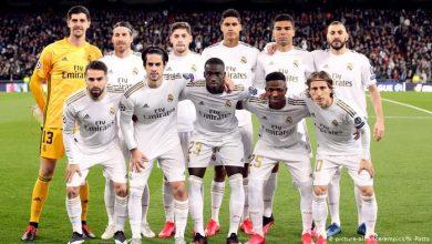 صورة التشكيل المتوقع لمباراة ريال مدريد ضد بلد الوليد في الدوري الأسباني