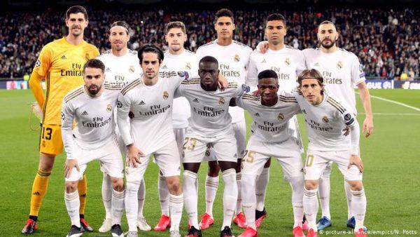 التشكيل المتوقع لمباراة ريال مدريد ضد بلد الوليد في الدوري الأسباني