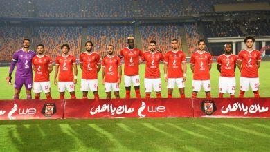 Photo of قائمة الأهلي ضد حرس الحدود بالدورى الممتاز