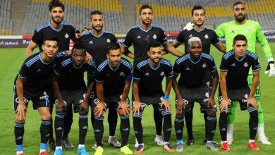 صورة ملخص وأهداف مباراة بيراميدز ضد المصري في الدوري المصري