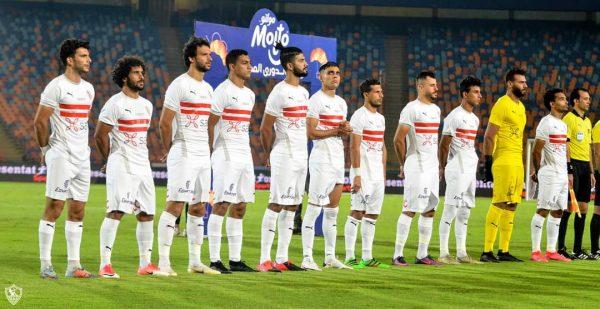 ملخص وأهداف مباراة الزمالك ضد أسوان في الدوري المصري