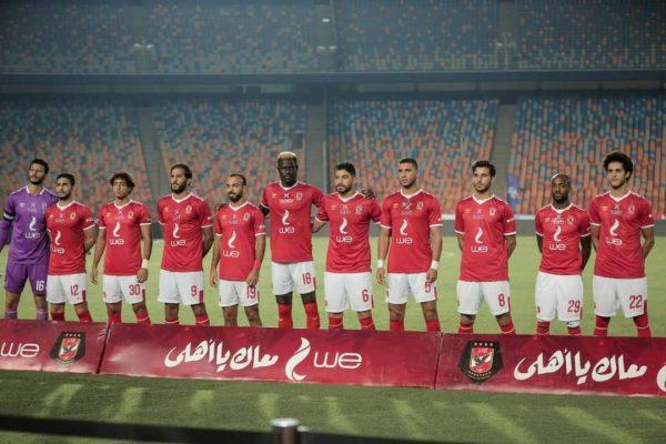 موعد مباراة الأهلي القادمة ضد مصر المقاصة والقنوات الناقلة