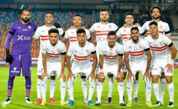 قائمة نادي الزمالك لمواجهة المصري في الدوري