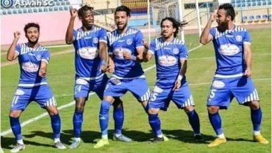 صورة التشكيل الرسمي للمصري ضد أسوان في الدوري المصري