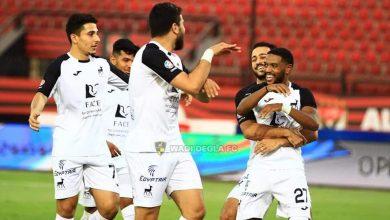 نتيجة وأهداف مباراة وادي دجلة ضد الإنتاج الحربي في الدوري المصري