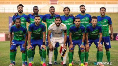 صورة ملخص وأهداف مباراة إنبي ضد مصر المقاصة في الدوري