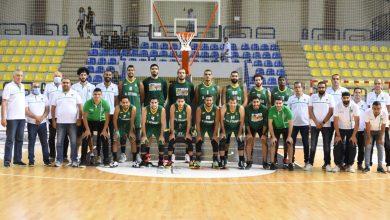 صورة تتويج سلة الاتحاد السكندري ببطولة دوري السوبر لكرة السلة