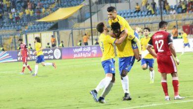 صورة قائمة الإسماعيلي ضد الأهلي في الدوري المصري