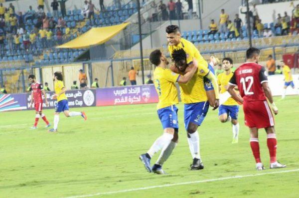 التشكيل الرسمي لمباراة الإسماعيلي ضد المقاولون العرب في الدوري