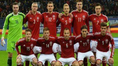 الدنمارك ضد انجلترا