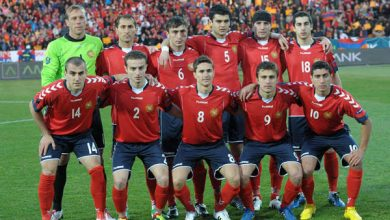 ارمينيا ضد استونيا